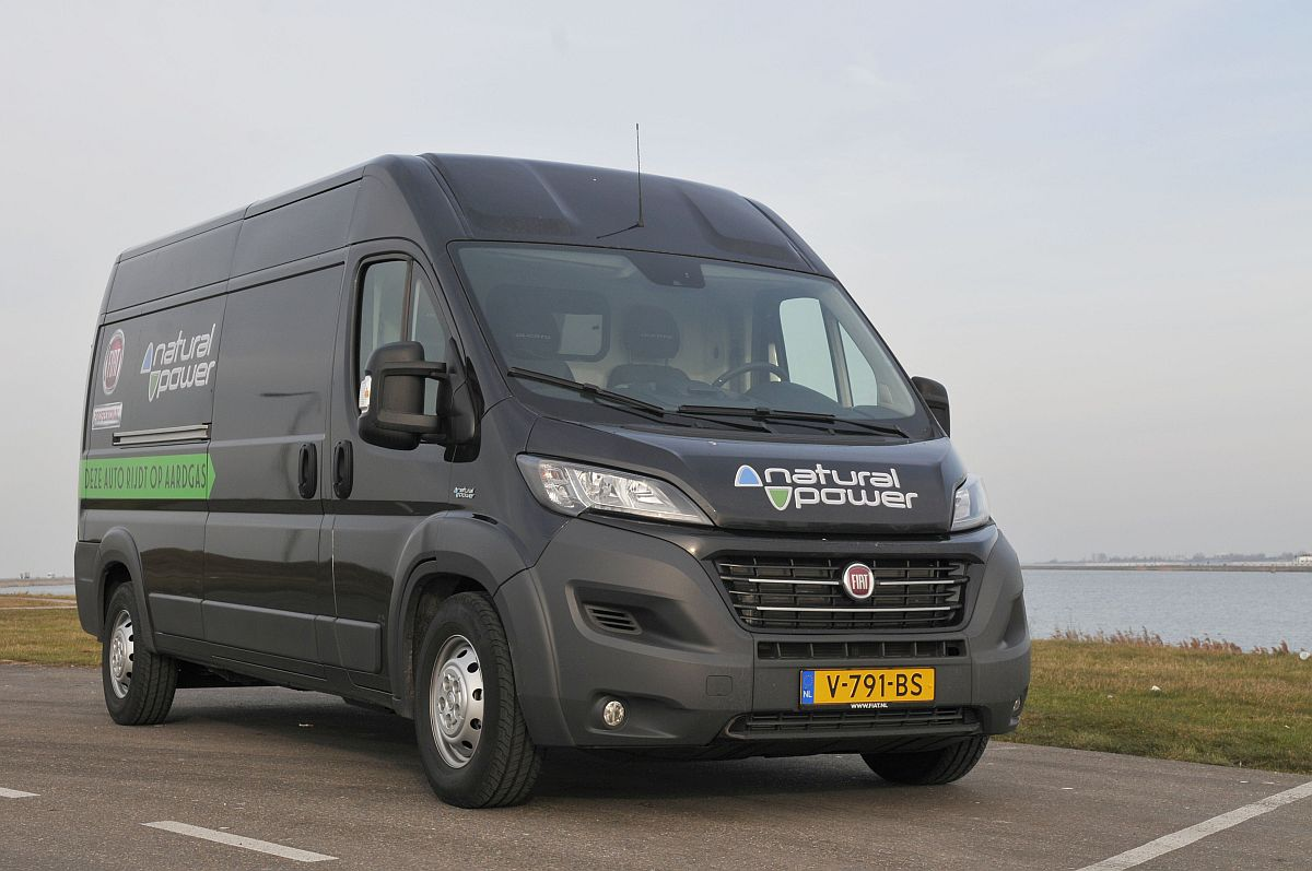 fiat ducato cng de stille kracht transport milieu. Black Bedroom Furniture Sets. Home Design Ideas