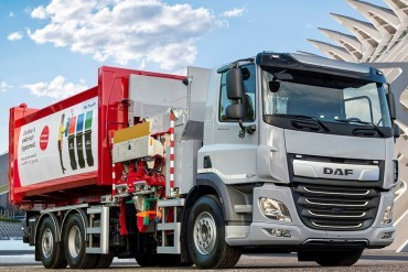 DAF CF Electric 6x2 is al leverbaar