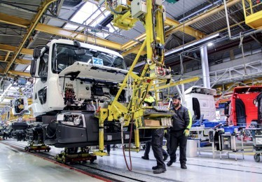 Renault start serieproductie elektrische trucks