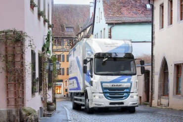 DAF LF Electric voor zero emission distributie