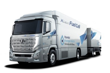 Truck Innovation Award 2020 voor Hyundai