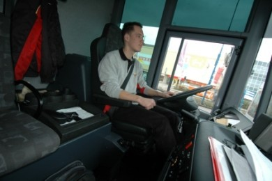 Pilot CNG Econic Simon Loos
