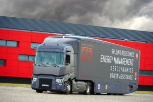 Renault Trucks Optifuel Lab 2