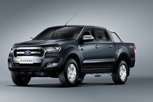 Ford vernieuwt Ranger pick-up