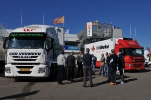 Unilever wil meer LNG tankstations