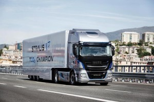 Iveco Stralis NP: LNG, 400 pk, automaat