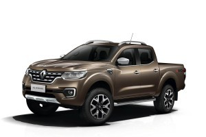 Renault introduceert pick-up