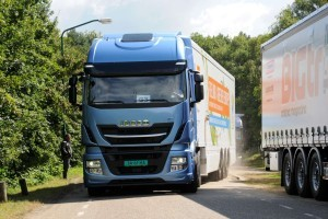 Iveco Stralis NP met LNG, CNG of beide!