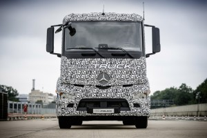 Mercedes toont Urban eTruck
