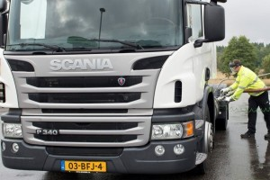 Opticruise voor LNG-Scania