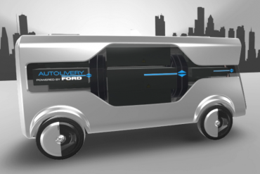Ford toont distributie anno 2021