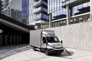 Duurzame 'Blue Power' varianten van Iveco Daily