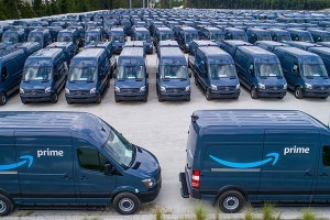 Reuzenorder Mercedes Sprinter in VS