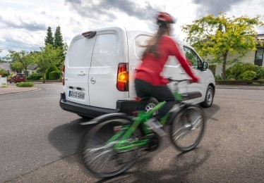 Surround Rear Vision voor Opel Combo