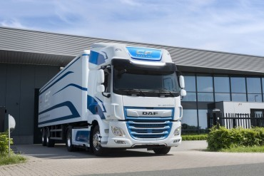 DAF: 1500 elektrische trucks in 2025