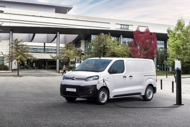 Citroën ë-Jumpy komend najaar in de showroom